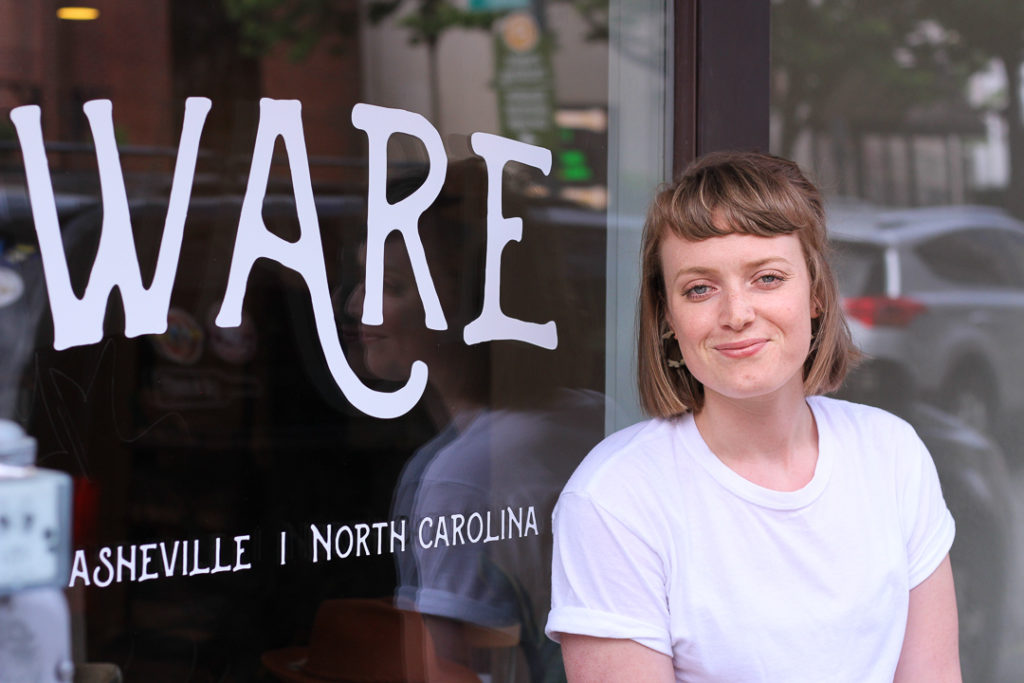 Gilli Roberts of Ware Asheville