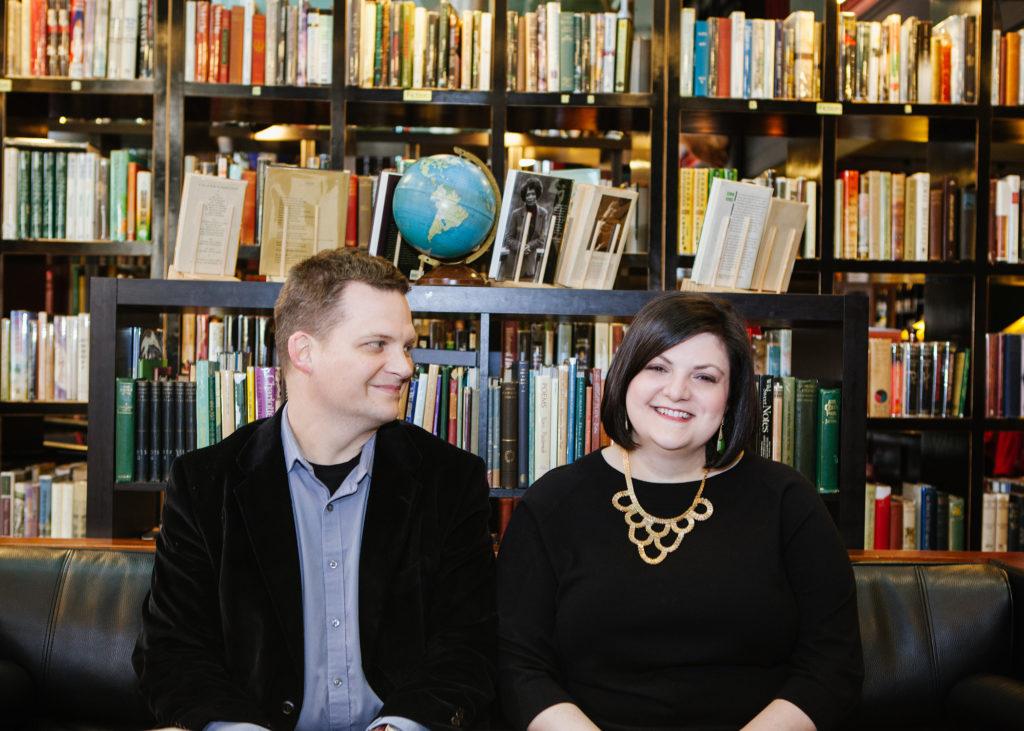 Atlas Branding Lisa & Dean Peteet Making It in Asheville Podcast Photo Scout Guide Asheville